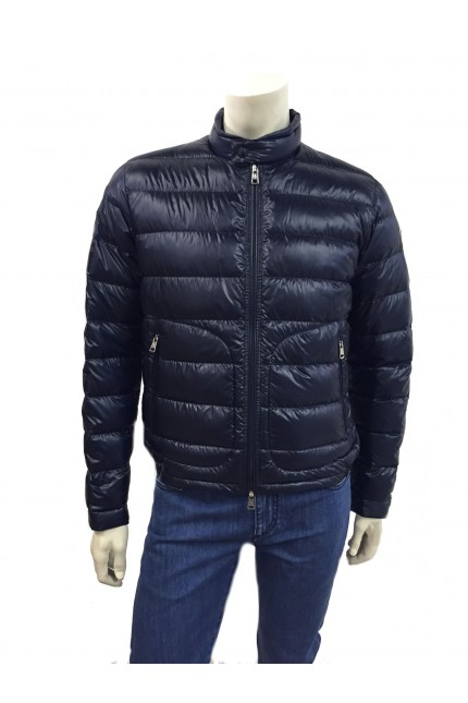 Blue Moncler Acorus Down Jacket