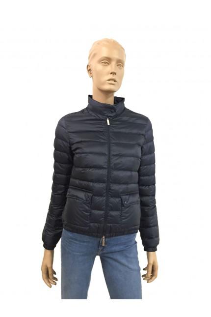 moncler lans jacket blue