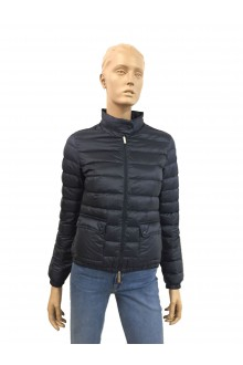 Blue Moncler Lans down jacket