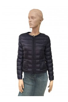 "Blue Moncler ""Lissy"" down jacket"