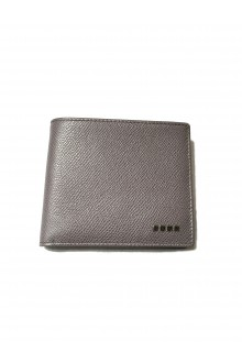 Grey Tod's wallet