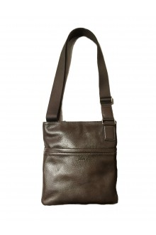 Brown Hogan bag for man