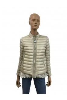 Ivory Moncler Limande down jacket