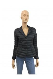 Black Moncler Leyla down jacket