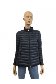 Blue Moncler Grenouille down jacket
