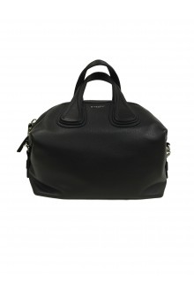 "Black Givenchy ""Nightingale"" medium bag"