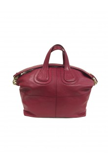 "Cherry red Givenchy ""Nightingale"" medium bag"