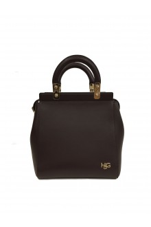 "Borsa Givenchy ""HDG Small Top"" marrone"