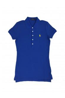 Ralph Lauren light blue polo shirt for woman
