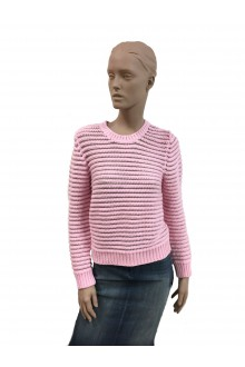 Carven pink sweater