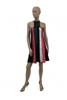 M Missoni crochet dress