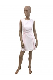 Carven pale pink dress