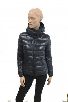 Down jacket black Bady Moncler