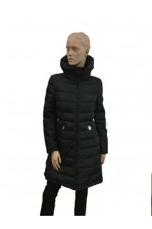 Moncler black down jacket Flammette