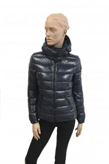 Down jacket blu Bady Moncler