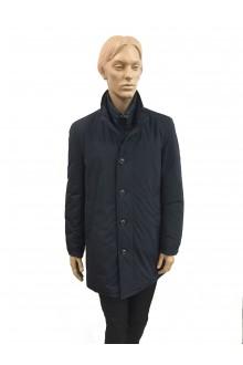 Down jacket Fusain Moncler  Blu