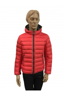 Down Jacket Colmar red