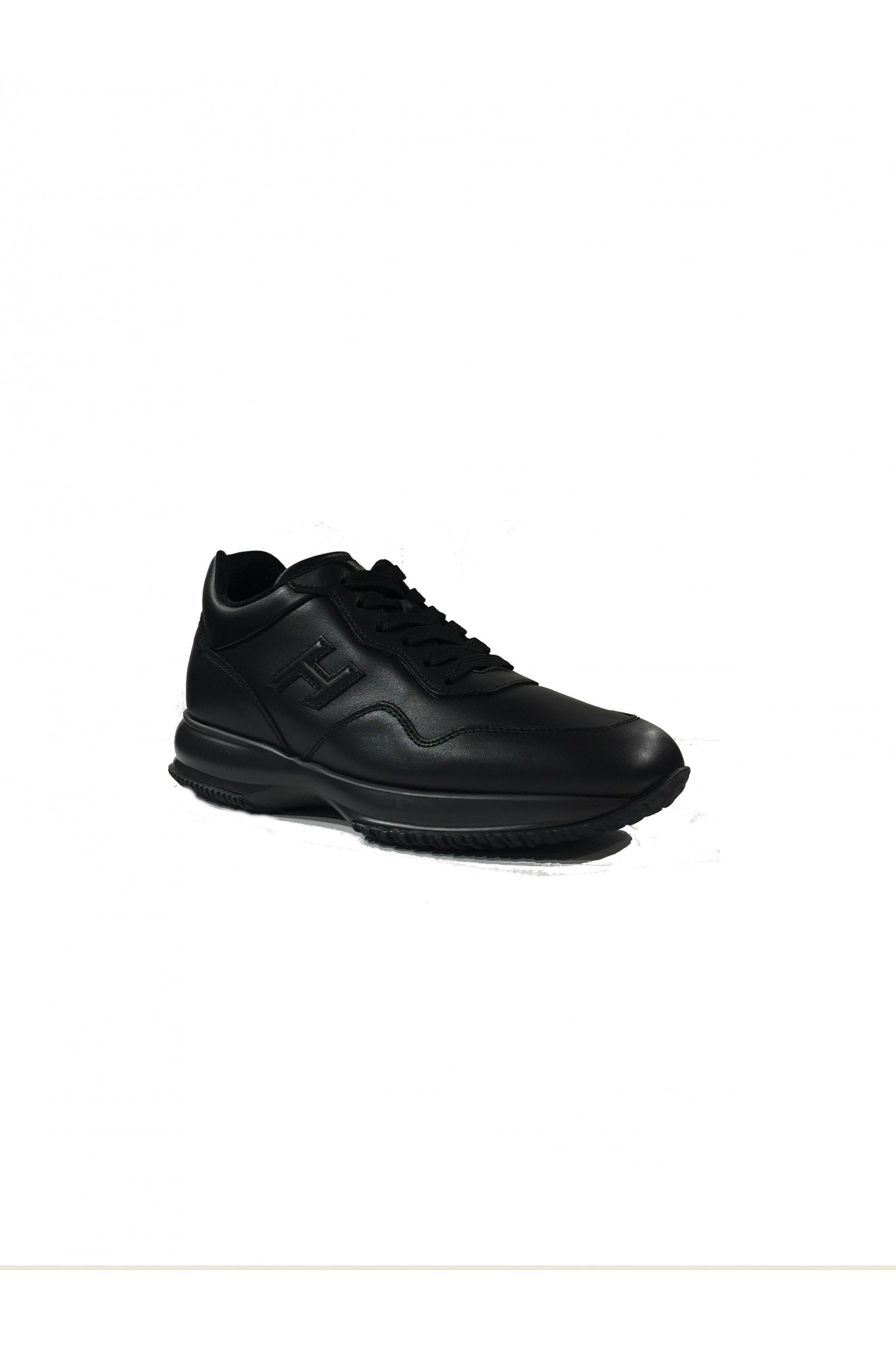 Black Hogan Interactive shoes d61ff6f6141