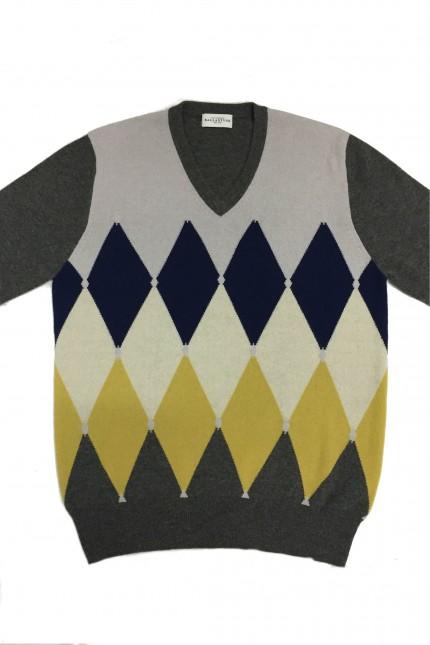 Pullover Ballantyne in cashmere