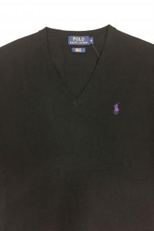 Pullover  Ralph Lauren merino nero
