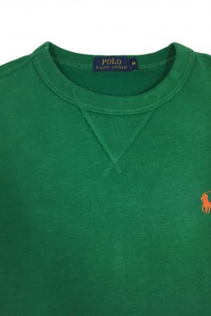 Felpa Ralph Lauren verde