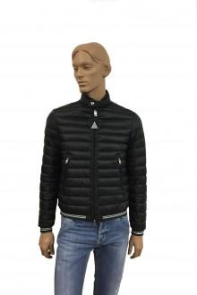 "Black Moncler ""Vidal"" down jacket"
