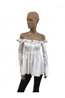 Camicia Victoria Beckham bianca