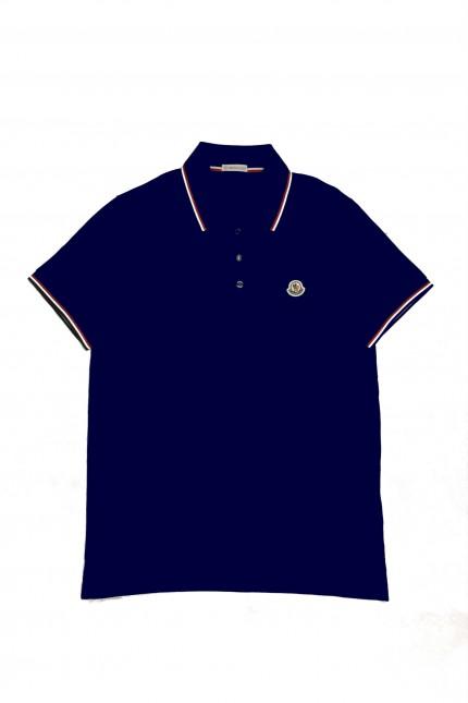 Polo Moncler Bluette