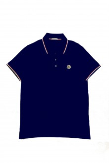 Polo Moncler Bluette