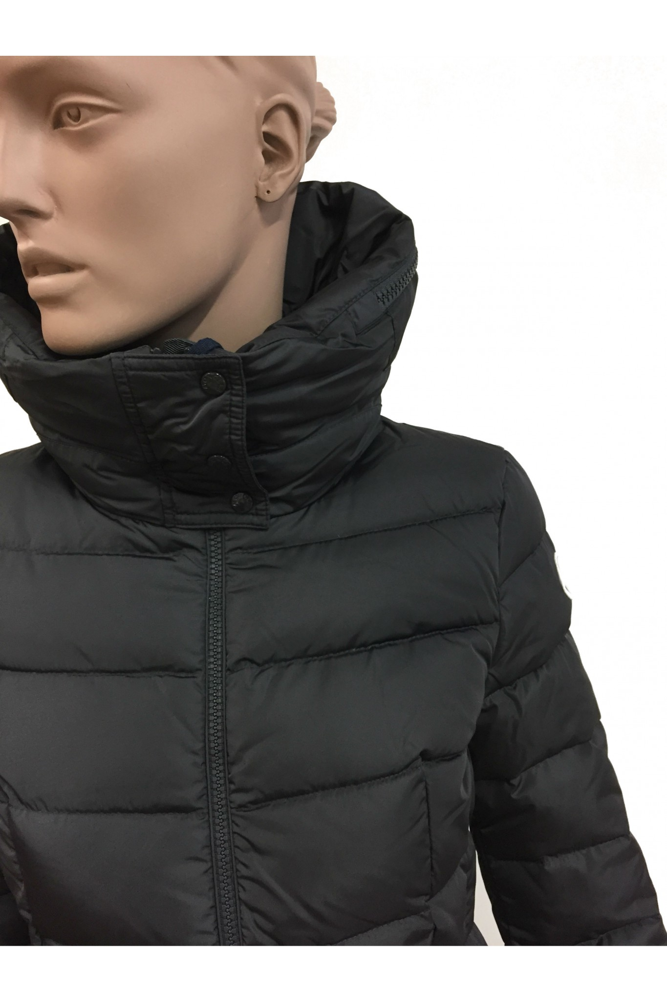 Moncler grey down jacket Flammette. Previous. Next