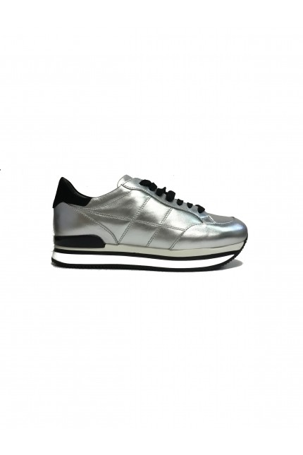 Hogan shoes H222 silver