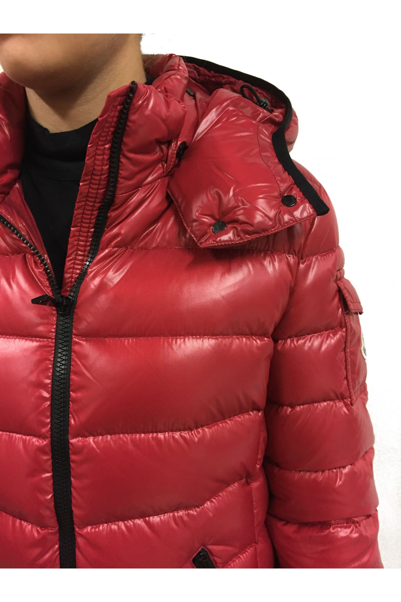 moncler red bady