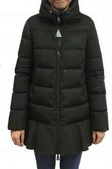 Moncler down Jacket black Viburnum