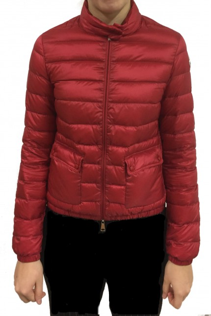 purchase cheap a24d0 7842f Shop online red Moncler Lans down jacket