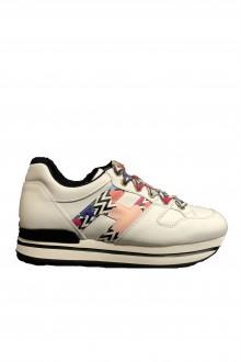 H222  white Hogan Shoes