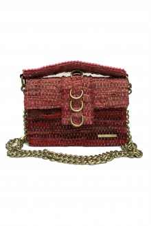 Borsa Kooreloo Rock Star piccola rossa