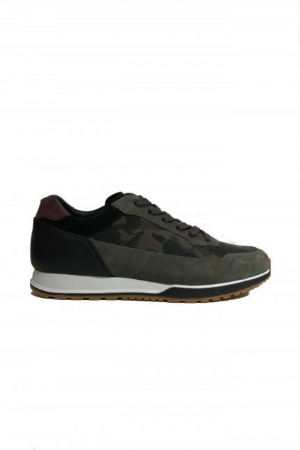 Sneakers Hogan H321 Camouflage