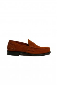 Church's Pembrey orange loafer