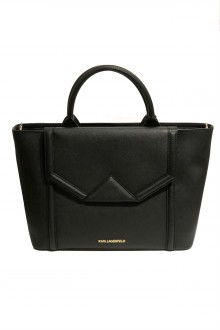Karl Lagerfeld black bag