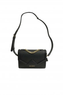 Karl Lagerfeld black bag