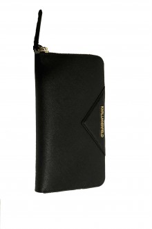 Karl Lagerfeld black wallet