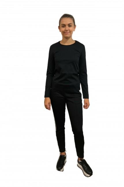 Pantaloni Moncler neri