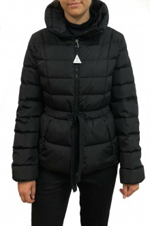 Avocette Moncler black down jacket