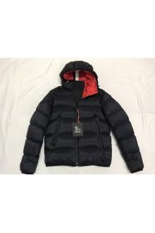 Down jacket  Moncler Grenoble Hintertux black