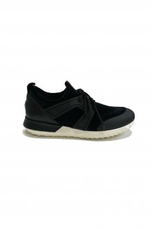 Scarpe Moncler sneakers  nera