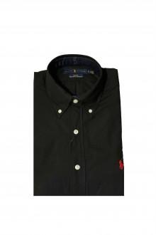 Camicia Ralph Lauren in cotone nero