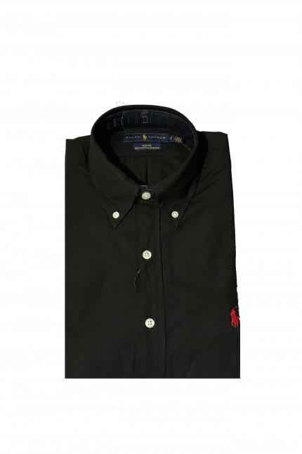 Ralph Lauren black cotton shirt