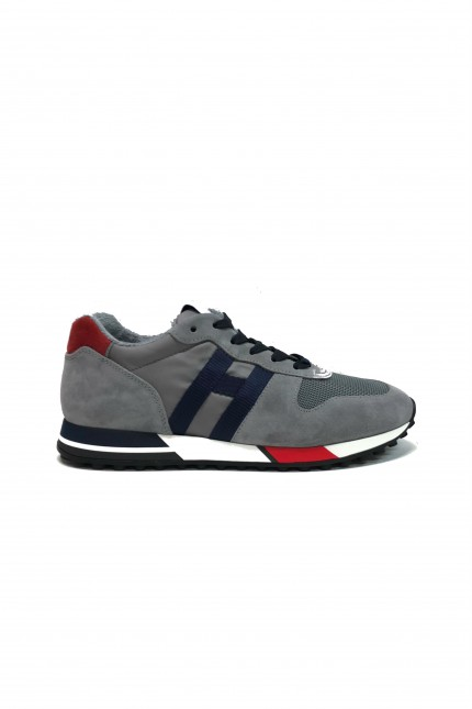 Sneakers Hogan H383 Running grigia