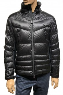 Down jacket Canmore Moncler  blue