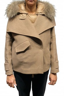 Wool jacket with down vest Bazar Deluxe